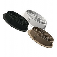 Round Soffit Vents - Brown or White